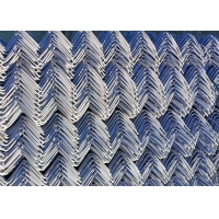 Buy cheap 2mm 6 Feet Galvanized Chain Link Fence Rolls Farm Mesh from wholesalers