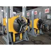 Buy cheap Hydraulic Lifting Pipe Turning Welding Rotary Positioner / Automatic Welding Positioner With Welding Chuck from wholesalers