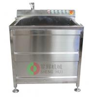 Buy cheap Single-cylinder intelligent Vegetable Washer QX-1J from wholesalers