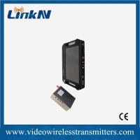 Buy cheap AES-256 Bit Encryption Portable Wireless Receiver , DC12V RS232 NLOS Long Range Receiver from wholesalers