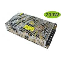 Buy cheap 12V 200W LED Light Strip Power Supply AC To DC Constant Voltage Driver from wholesalers