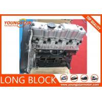 Buy cheap Long Engine Cylinder Block For Hyundai H1 D4BB D4BH / Mitsubishi 4D56T D4BH product