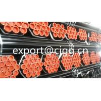 Buy cheap Round Steel Seamless Line Pipe Fluids Conveyance API 5L X60 X65 X70 Fixed from wholesalers
