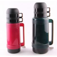 Buy cheap Mini 1.0L thermos glass liner insulation pot casual travel thermos Vacuum Flask product
