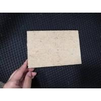 Buy cheap Fast Installation Hard Fiberboard , Low Carbon Plant Fiber Thin Hardboard Sheets product