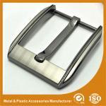 Buy cheap 40MM Fashion Unusual Custom Belt Buckle Laser Gunmetal GK3681 from wholesalers
