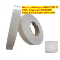 Buy cheap Strong and smooth PET film single Coated PVC Foam Tape from wholesalers