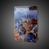 Buy cheap Three Little Pigs,hot selling DVD,Cartoon DVD,Disney DVD,Movies,new season dvd. accept PP from wholesalers