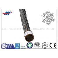 Buy cheap 6xK19S+IWRC Compacted Strand Wire Rope For Monkey- Engine And Instrument from wholesalers