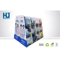 Buy cheap Strong Bearing Capacity Cardboard Display Stands For T - Shirt / Children Clothes from wholesalers
