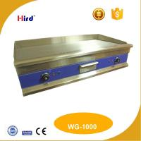 Buy cheap CE Extra large griddle Table top griddle electric with SS oil splash guard and 16mm hot plate  WG-1000 from wholesalers