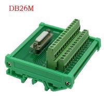 Buy cheap DB26 Female Header Breakout Board Terminal Block Connector Electronics-Salon Breakout Board from wholesalers