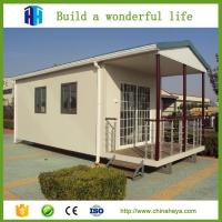 Buy cheap HEYA 2 bedroom modular homes prefab house designs Africa 58.19m2 from wholesalers