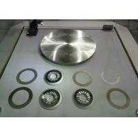 Buy cheap Uniform Size Ceramic Chuck Table , 8'' Compact Structure Metal Chuck Table from wholesalers
