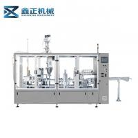 Buy cheap Industrial Coffee Capsule Filling And Sealing Machine Two Lanes K - Cup from wholesalers
