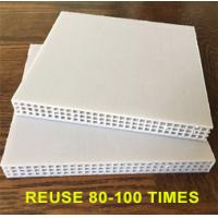 Buy cheap Free sample reuse 60-100 times plastic concrete formwork replace steel framework from wholesalers