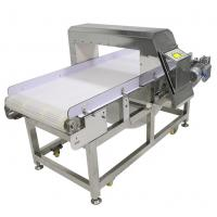 Buy cheap Touch Screen High Sensitivity Chain Conveyor Food Security Checking Metal Detector for Food Industry from wholesalers