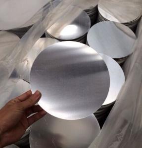 China 3004 Aluminum Circle for traffic light-High quality Aluminum Circle manufacture on sale