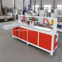 Buy cheap Horizontal Direction Wood Side Drilling Machine 4.5kw With Taiwan Servo Motor from wholesalers