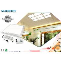 Buy cheap Microwave Motion Sensor Led Panel Lights Semko Customized Family from wholesalers