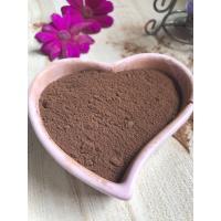 Buy cheap Unsweetened Dark Cocoa Powder , Milk Chocolate Cocoa Powder No Coke Particles product
