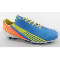 Buy cheap Custom Leather Adidas Outdoor Soccer Cleats , Sporty Men Soccer Boots from wholesalers