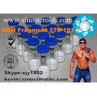 Buy cheap HGH Fragment 176-191 Natural Human Growth Hormone 221231-10-3 Frezee-dried Powder from wholesalers
