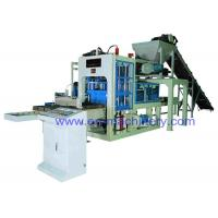 Buy cheap Direct Supply Top Performance Energy-Saving Semi Automatic 6-15 Block Making Machine from wholesalers