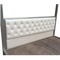 Buy cheap Contemporary Headboard Upholstered Bedroom Sets NO Folding With Size Custom from wholesalers