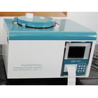Buy cheap GDY-1A+ Automatic Caloric Value Oxygen Bomb Calorimeter from wholesalers