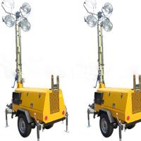 Buy cheap MO-5659 Automatic Mobile Light Tower from wholesalers