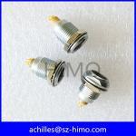 Buy cheap ip50 EGG ECG lemo female socket 4-pin Circular connector from wholesalers