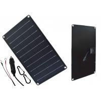 Buy cheap 10W 12V Battery DC Plug Solar Panel Power Bank Charger For Cars Or Motorcycles And Boats from wholesalers