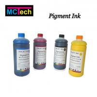 Buy cheap Wholesale Top Quality Professional Pigment Textile Printing Ink for print mug Uncoated Media from wholesalers