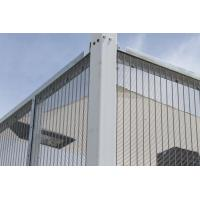 Buy cheap 358 anti-climb rigid Security  mesh fencing 2210 X 2400MM from wholesalers