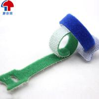 Buy cheap Back to back velcro strap / velcro back to back Stick On Hook & Loop Tape from wholesalers