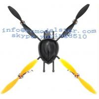 Buy cheap Electric Engine UAV Quad Copter , Remote Control Quadcopter from wholesalers