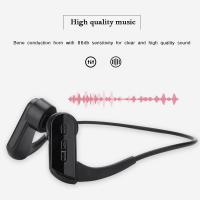 Buy cheap Open Ear Bone Conduction Headphones Bone Induction Headphones Bone Conduction Earbuds product