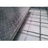 Buy cheap Galvanized Compound Steel Grating , Stainless Steel Floor Grating from wholesalers