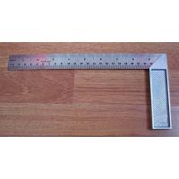Buy cheap steel angle square ruler from wholesalers