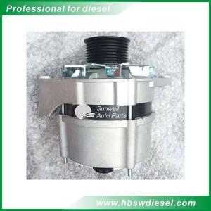 Buy cheap Cummins 6BTA5.9 Engine Marine Diesel Alternator 3282554 3972730 High Efficiency product