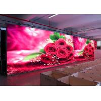 China Seamless Connection Indoor Full Color LED Display Screen Wide Viewing Angle on sale
