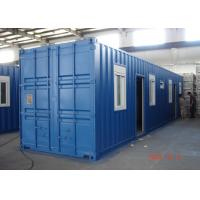 Buy cheap Quake Proof Smart Portable Shipping Container Housing Customized from wholesalers