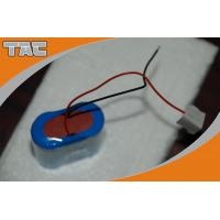 Buy cheap 6V  LiFePO4 Battery Pack 18650 1100mAh for Electric Toy and Robot from wholesalers