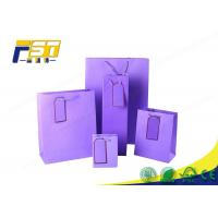 Buy cheap Durable Cardboard Display Boxes Full Color Gift Paper Packaging Bag With Handle from wholesalers