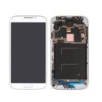 Buy cheap Samsung galaxy S4 i9505 LCD Touch Screen with Digitizer frame Assembly from wholesalers