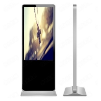 Buy cheap 43inch digital signage mirror photo booth with samsung 4k screen from wholesalers