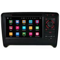 Buy cheap Ouchuangbo capacitive android 5.1 car radio for Audi TT 2006-2011with gps 3wifi 1024*600 from wholesalers