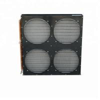 Buy cheap Blast Freezer Room Brass Plate Heat Exchanger Fnh Type For Freon Refrigerating Equipment from wholesalers