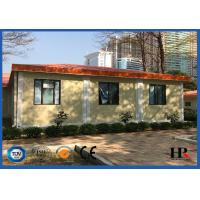 Buy cheap Prefabricated Container House Light Steel Villa Modular Homes Detachable EPS Panel from wholesalers